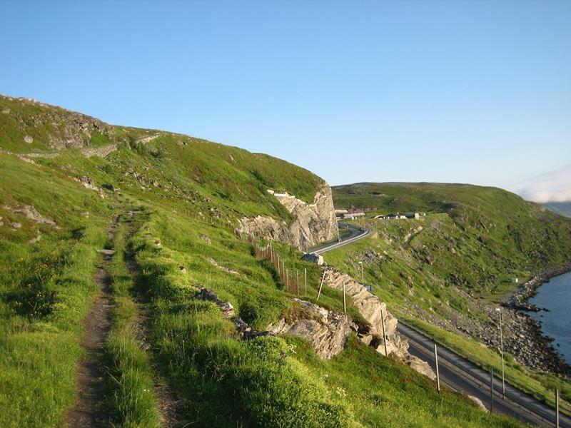Hiking Trip in Hammerfest - Gammelveien