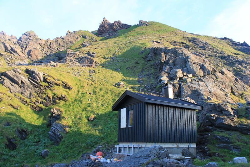 © Hammerfest Turist AS, Wandern auf Sørøya - Tarhalsen