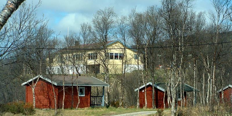 © Ifjord Camping v/H.Hansen, Ifjord Camping & Cafe