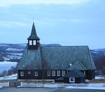 Kjell Johansen,  © Kjell Johansen, Masi Church