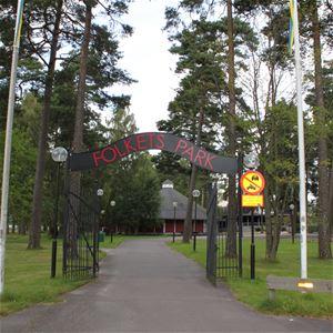 Sanna Lindgren,  © Värnamo Näringsliv AB, I Mumindalen
