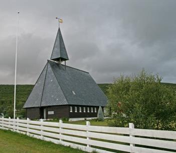 Lebesby Church
