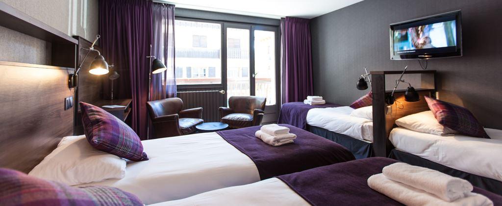 Hotel Pointe Isabelle Chamonix