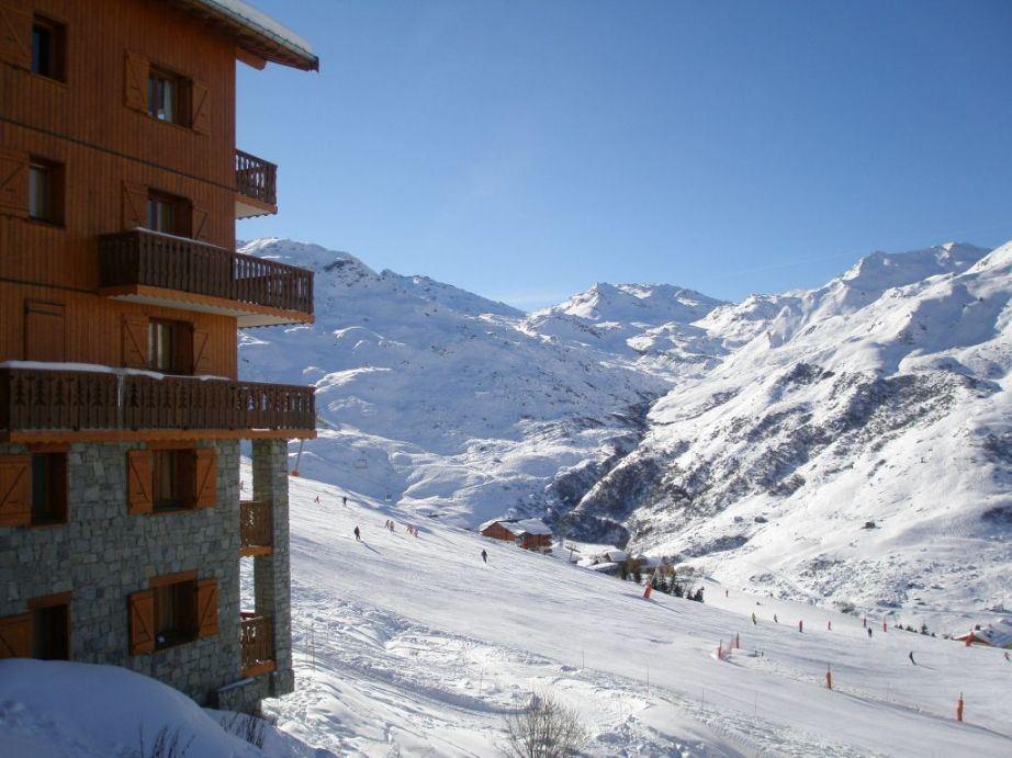 3 Pièces 6 Pers skis aux pieds / COURMAYEUR 301