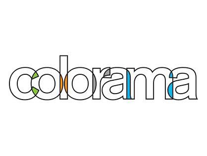 © Colorama officiella logga, Colorama