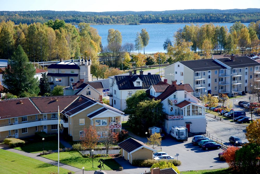 Discover Hultsfred on your own