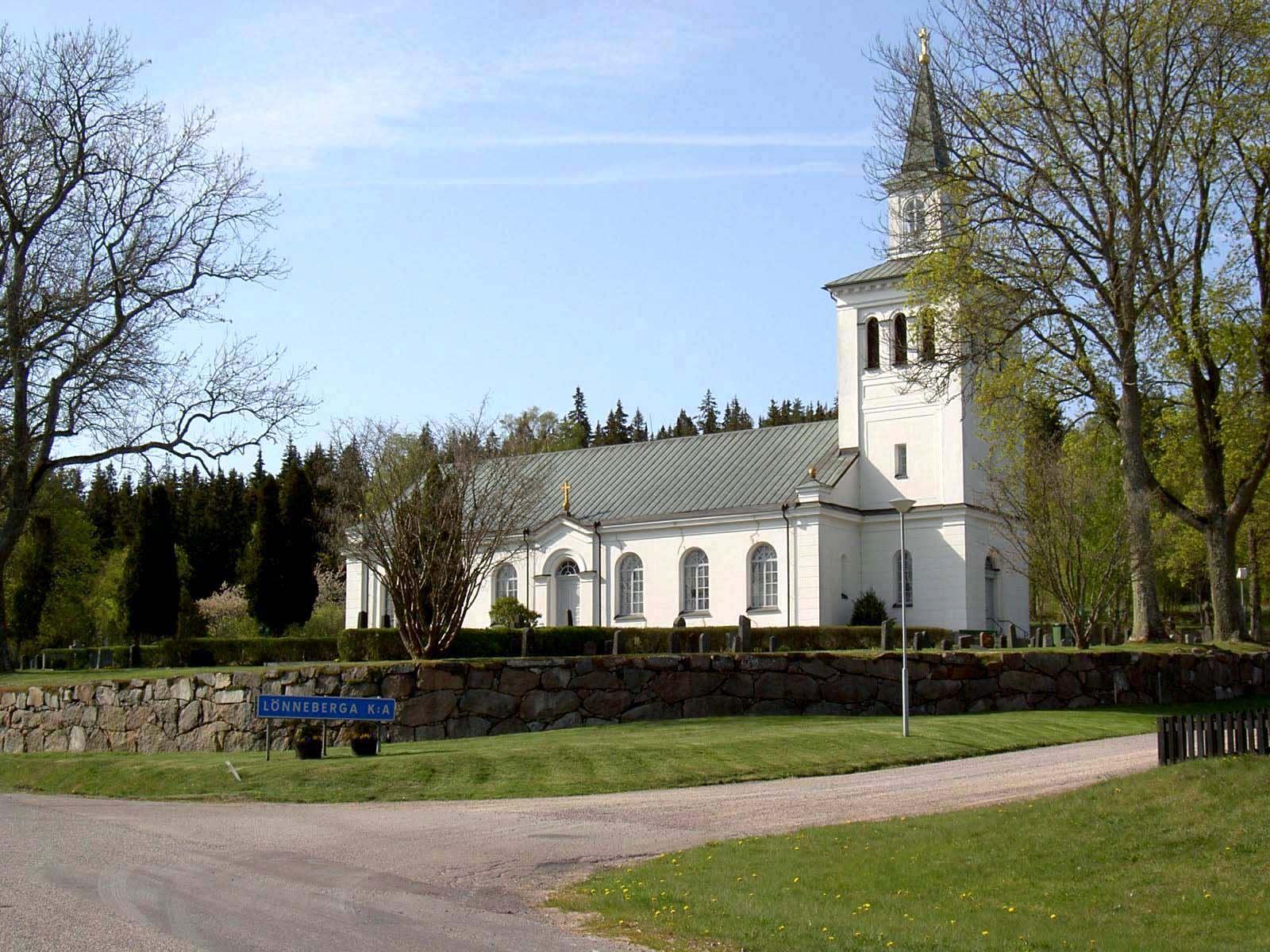 Lönneberga kyrka