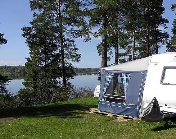 Leksand Strand Camping