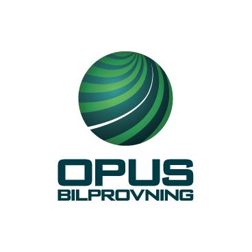 © Opus Bilprovnings officiella logga, Opus vehicle inspection