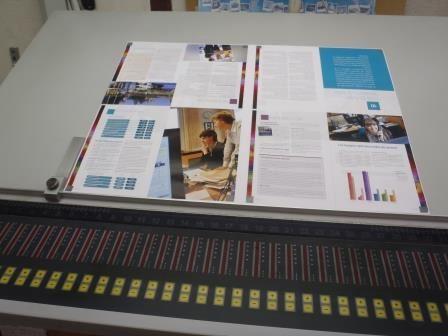 Visites techniques : L'imprimerie GABEL