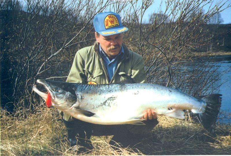 © Neiden Fjellstue, Laksefiske i Neidenelva