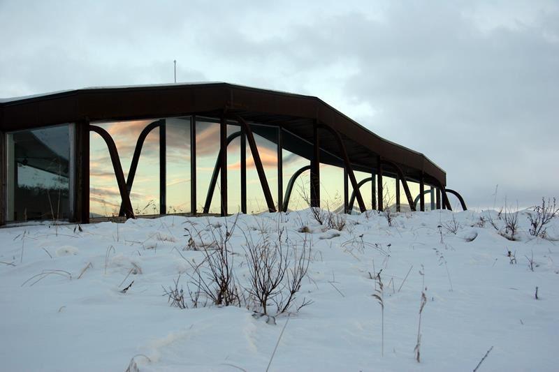 Mortensnes Cultural Heritage Site
