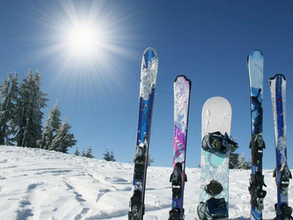 Лыжное оборудование