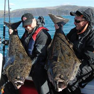 Deep sea fishing - Nordic Safari