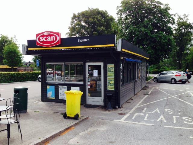 Z- Grillen Snackbar