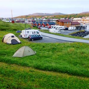 Mehamn Adventure Camping site - Nordic Safari