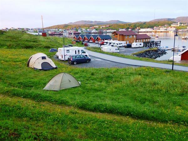 Mehamn Adventure Camping site - Nordic Safari