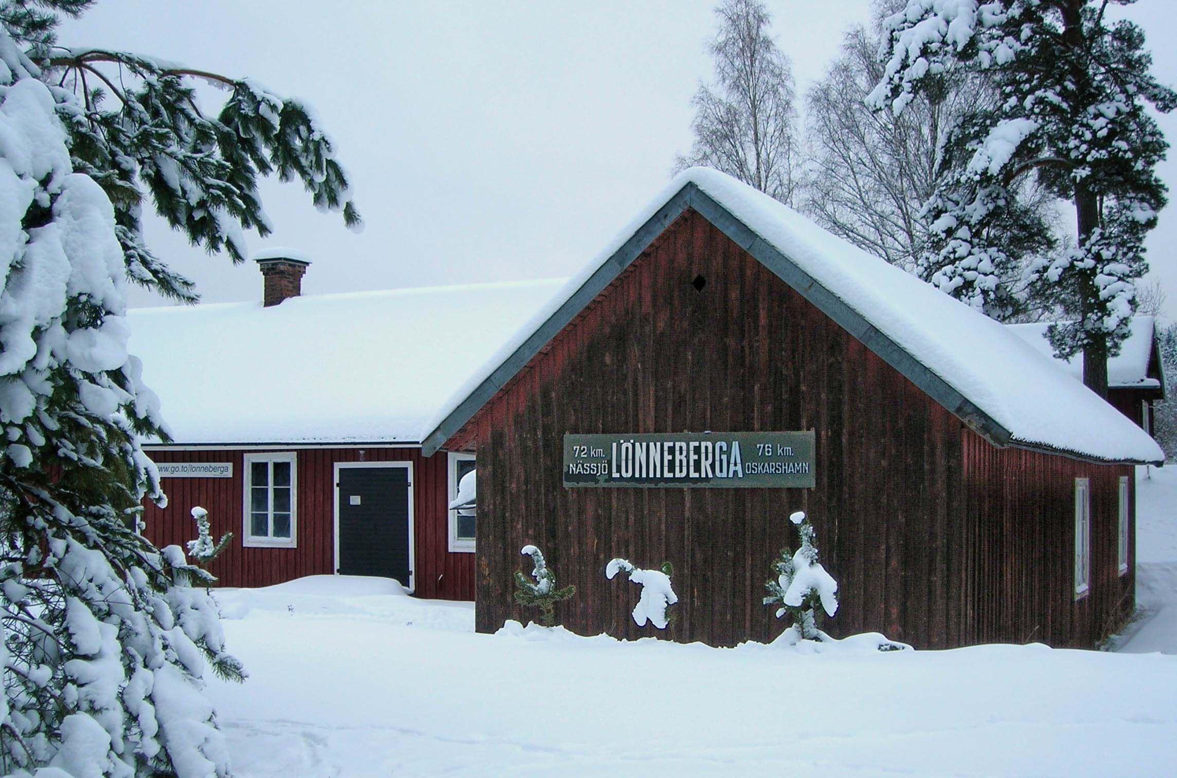 Ålunds mekaniska verkstad, Lönneberga