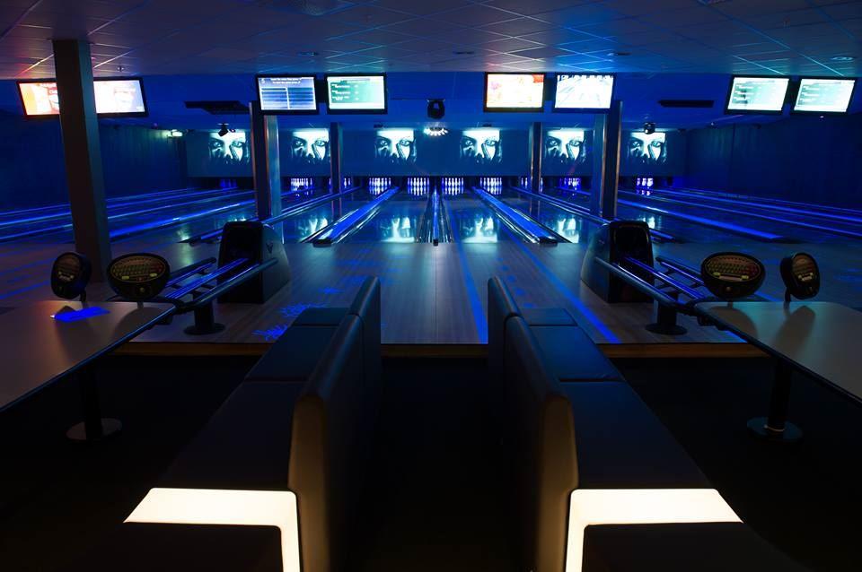 Fun bowling på Royal Bowling