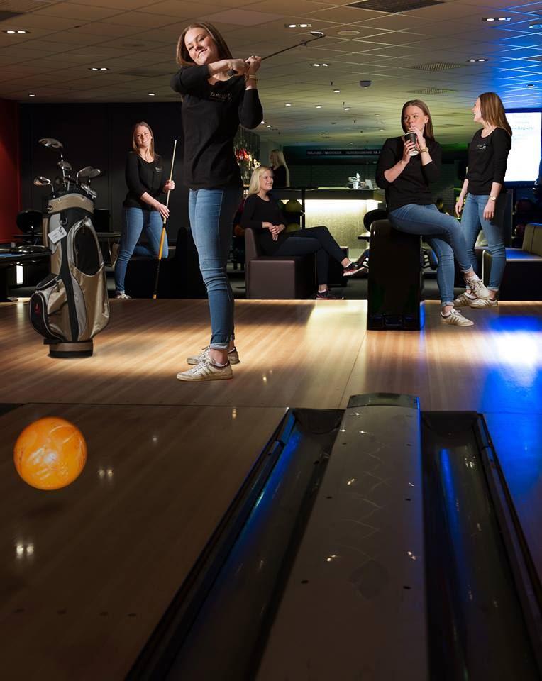 Royal bowling og biljard
