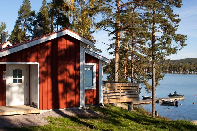 Främby Udde Resort / Stugor