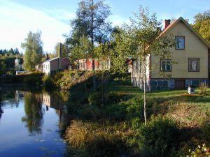 EBBAMÅLA BRUK - STF Vandrarhem