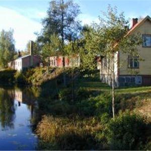 Ebbamåla Bruk - Vandrarhem