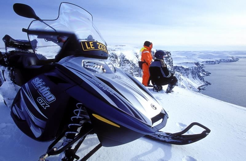 Snowmobile safari Alta - North Cape (4 days) - Nordic Safari