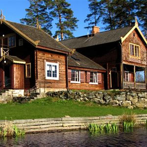 The cottage of Forneboda