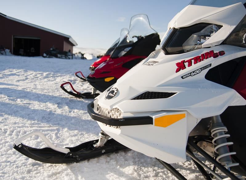 Snowmobile safari Kirkenes - Finland - Mehamn (4 days) - Nordic Safari