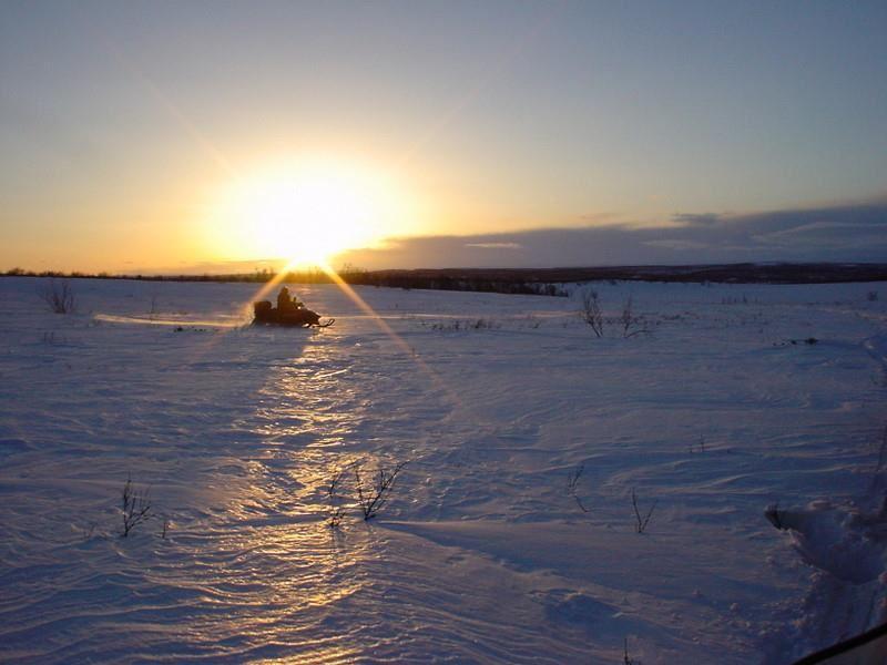 Snøscootersafari til Lévi (3 dager) - Nordic Safari
