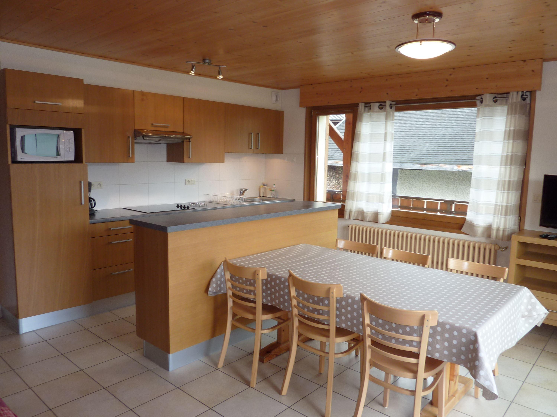Lägenhet för upp till 6 personer med 3 rum på Armaillis n° 1 - Les Gets