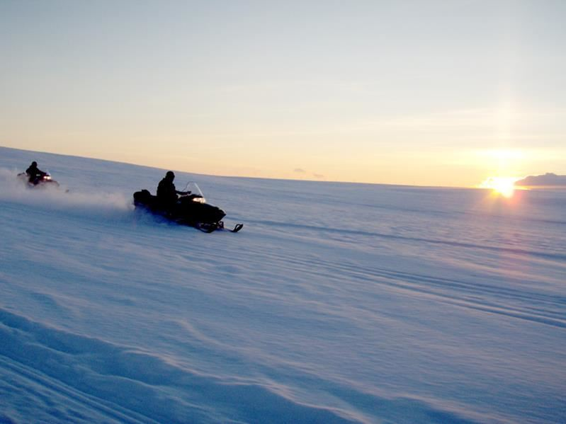 Snowmobile Three nordic coutries (5 days) - Nordic Safari