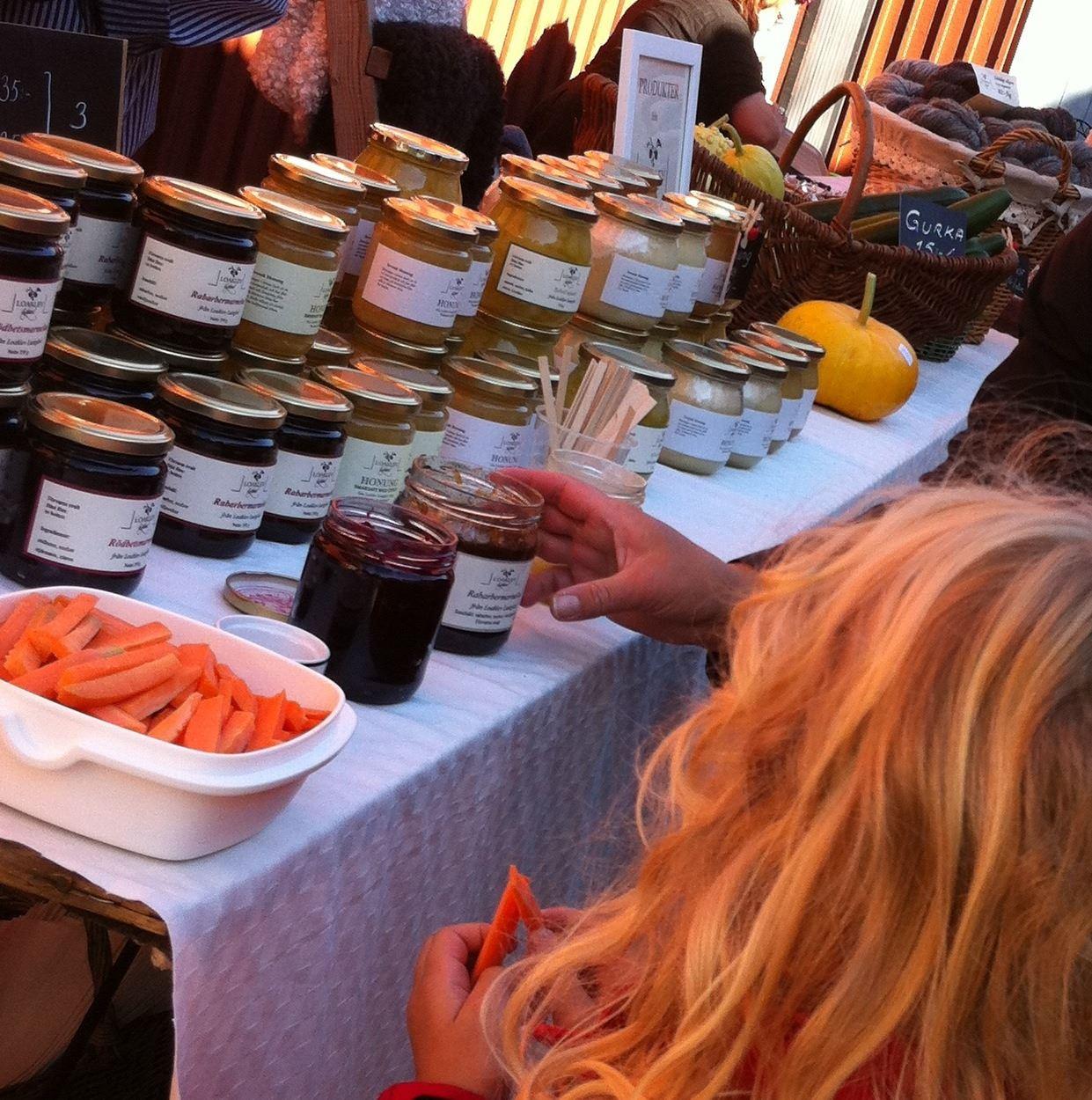 Cecilia Malmqvist, Harvest festival in Stenberga