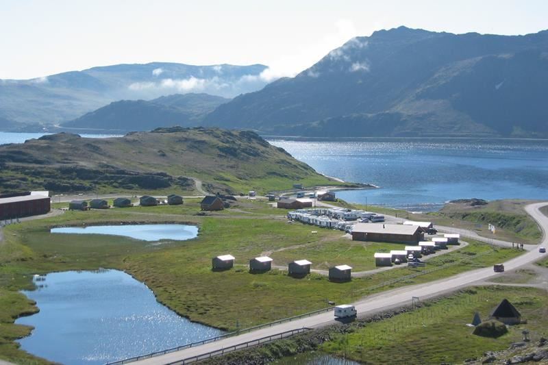 Nordkapp Camping NAF