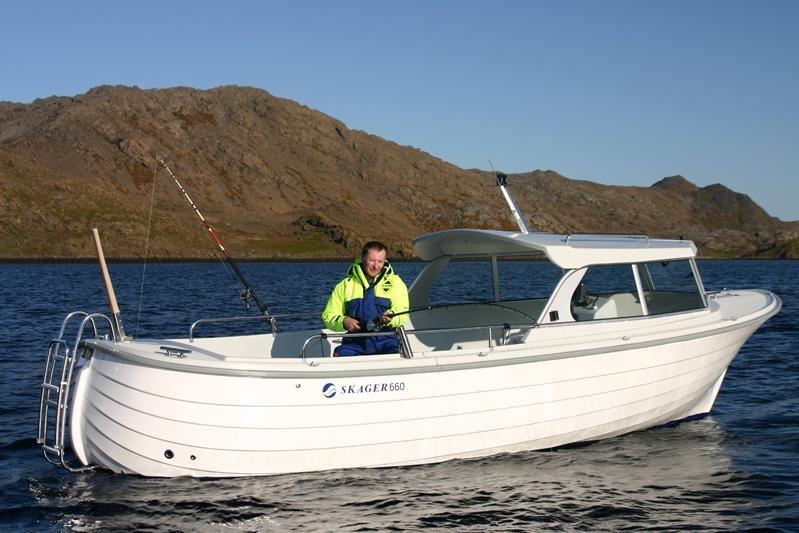 Nordkapp fiskecamp