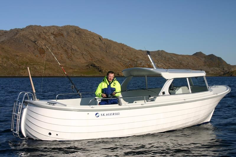© Nordkappspesialisten AS, Nordkapp fiskecamp