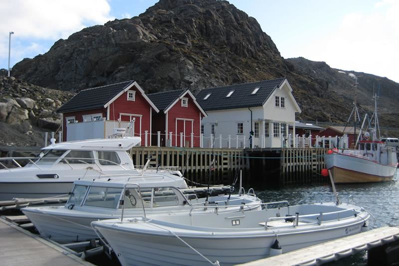 © Nordkappspesialisten AS, Northcape fishing camp