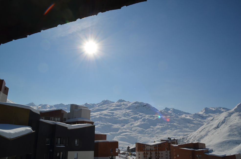 Studio cabine 4 Pers skis aux pieds / GENTIANES 502