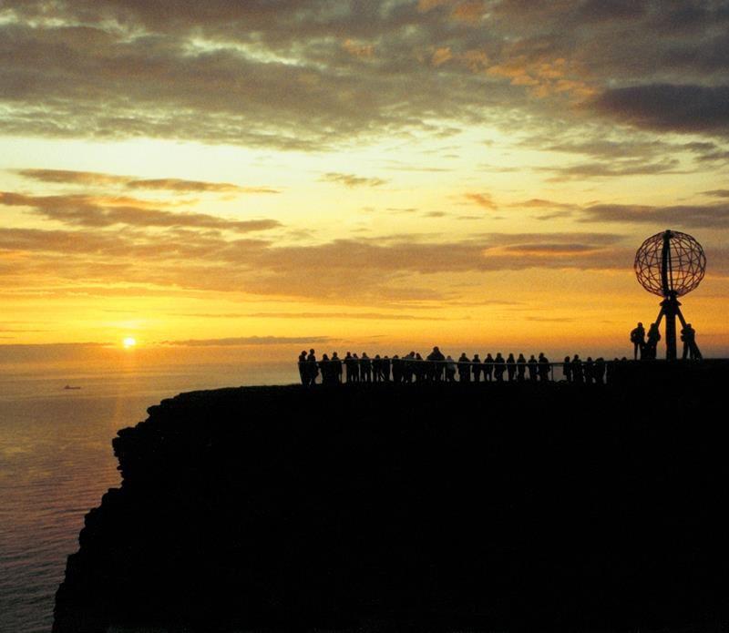 North Cape cliff, North Cape