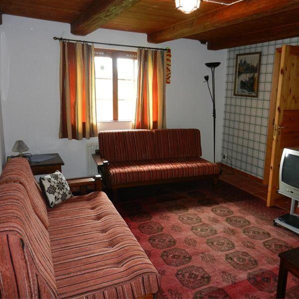 © Kävlinge Turistbyrå, Kombinerat sovrum och vardagsrum med bäddsoffor