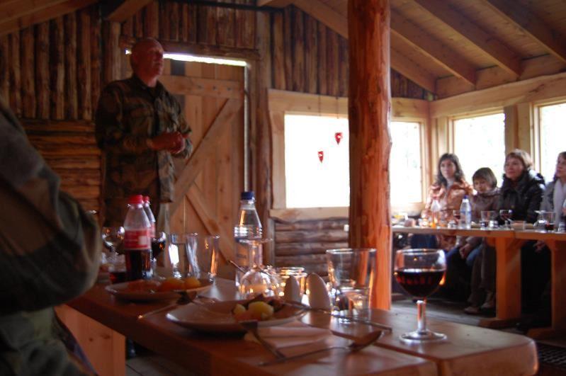 Riverboat Safari in Pasvik valley along the Russian border incl. dinner
