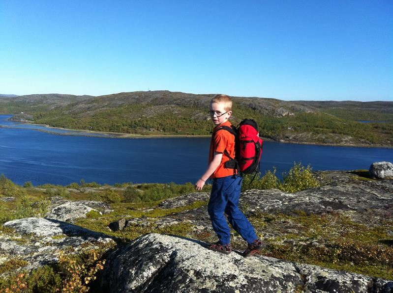 Hiking trip to