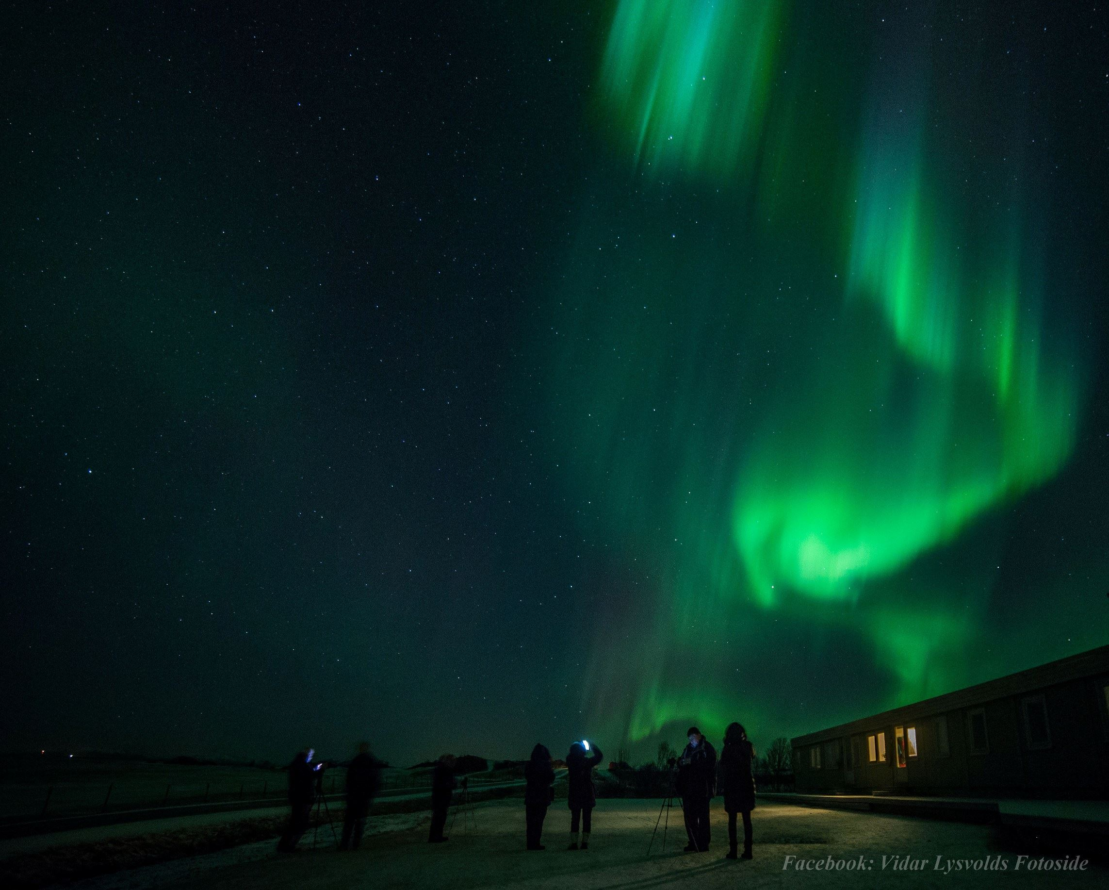 Northern Lights Hunt Lofoten™