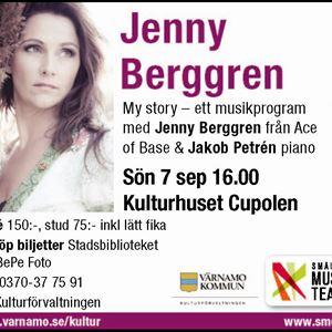 smot.se, Musikcaféserien med Jenny Berggren