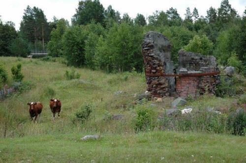 Arkiv Nordanstigs Turistbyrå,  © Arkiv Nordanstigs Turistbyrå, Gnarps Masugn