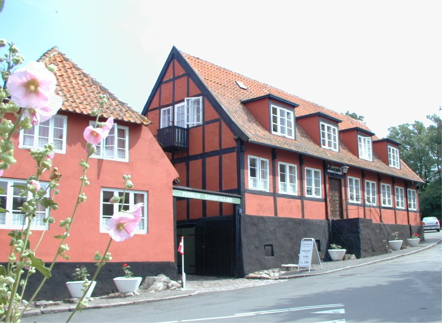 Pension Sandbogård