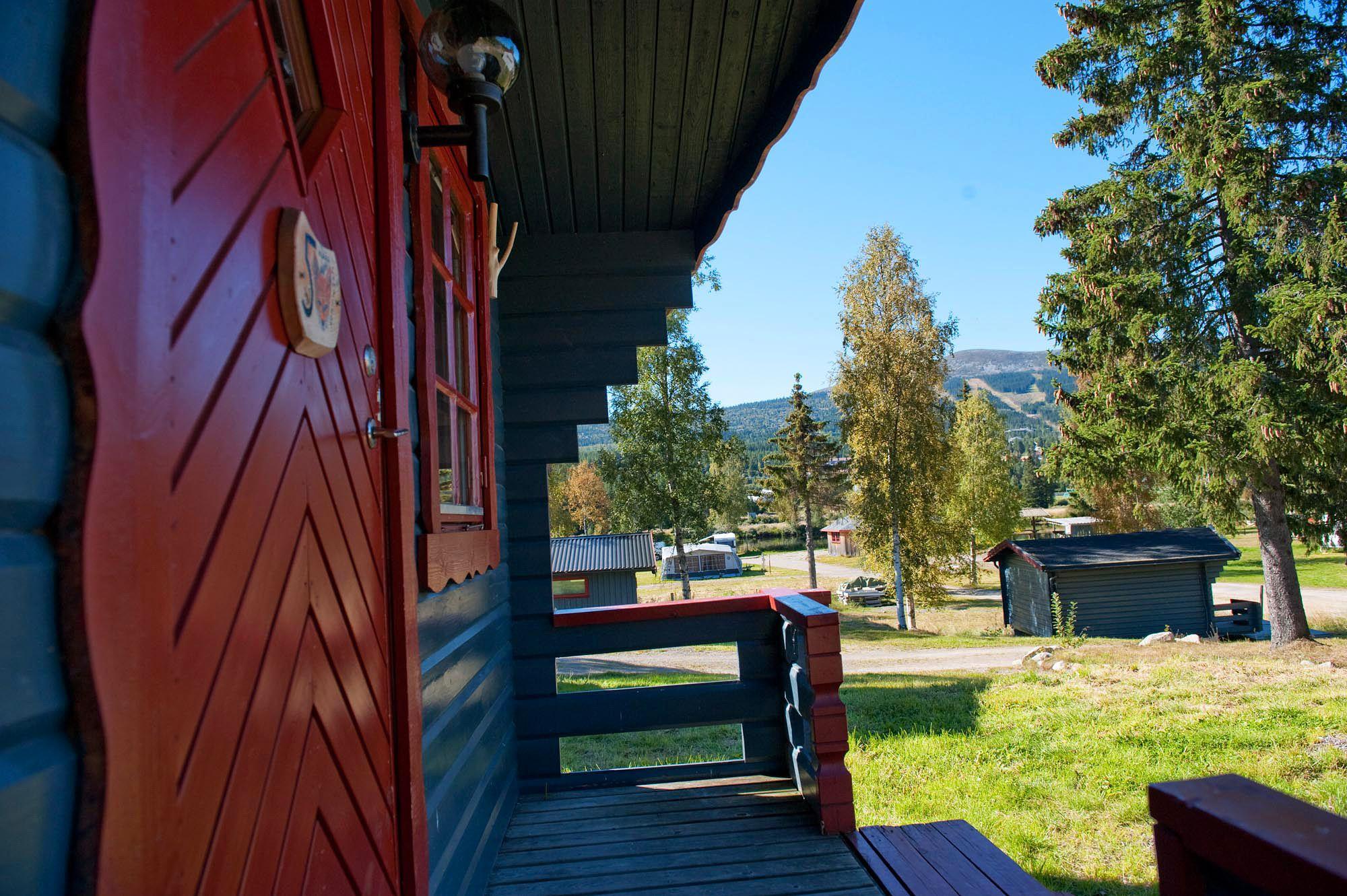 Camping cabin in Trysil - Trysilelva camping