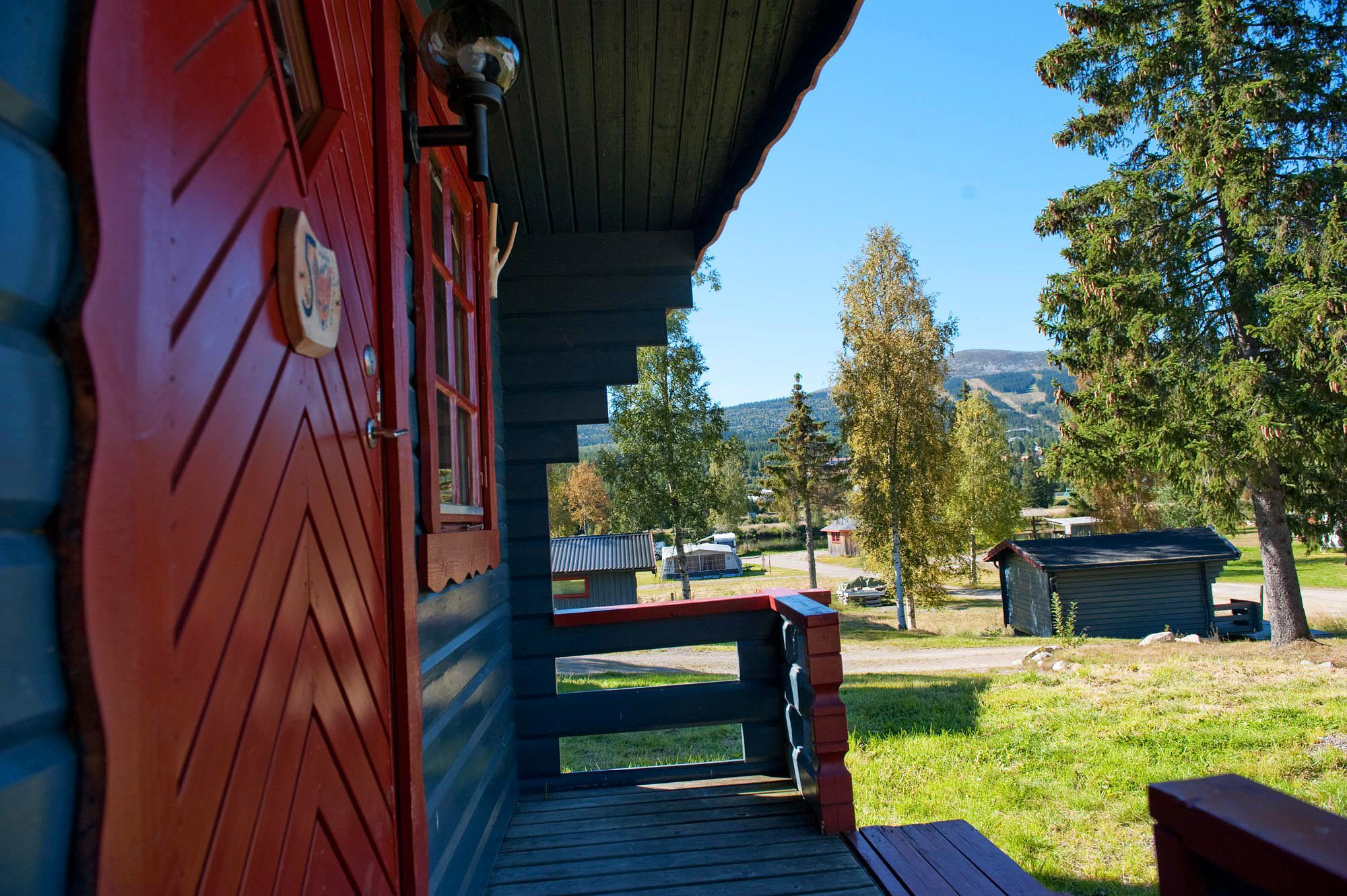 Camping cabin in Trysil - Trysilelva camping
