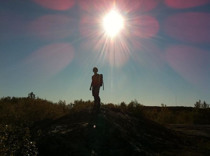 """Guided hike to """"Namdalen"""" in Pasvik valley"""